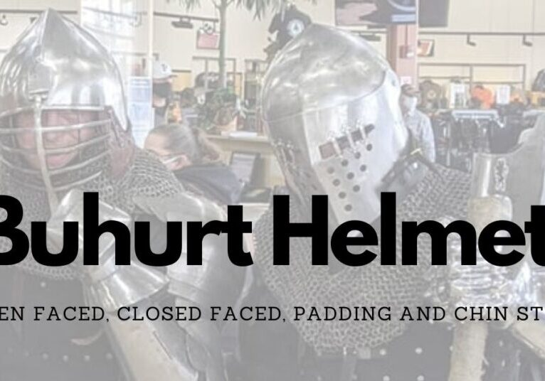 Buhurt Helmets
